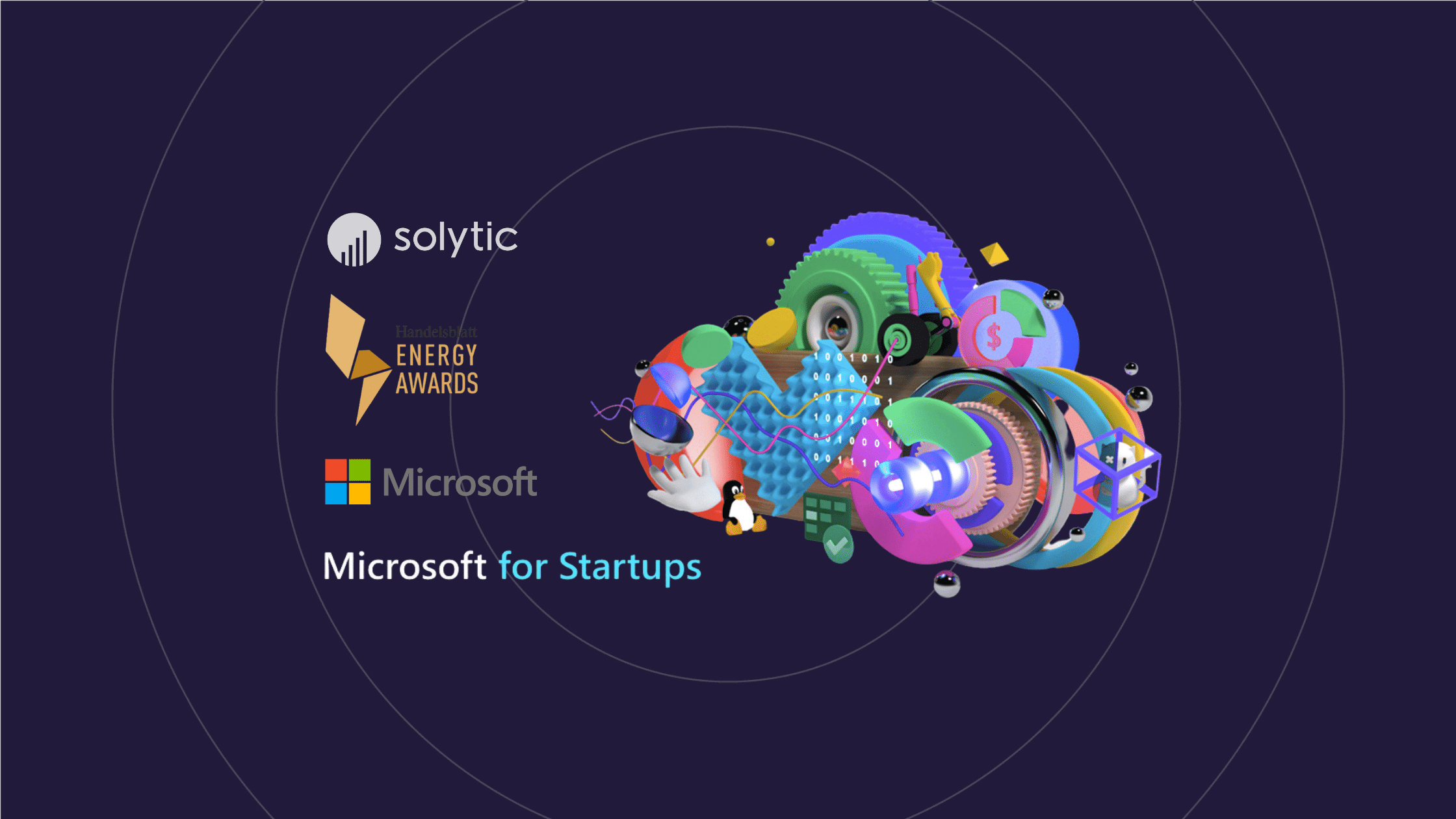 Energy Awards Microsoft for Startups