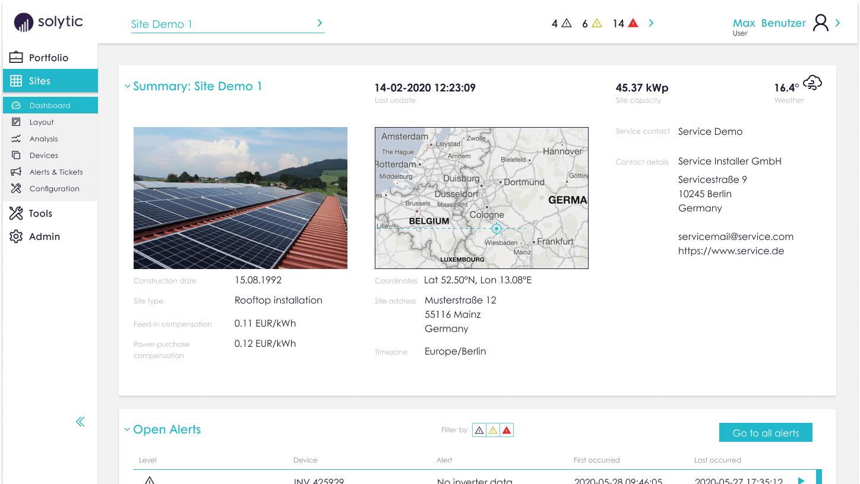 PV-Monitoring